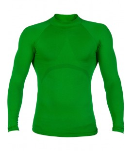 Camiseta Térmica Verde