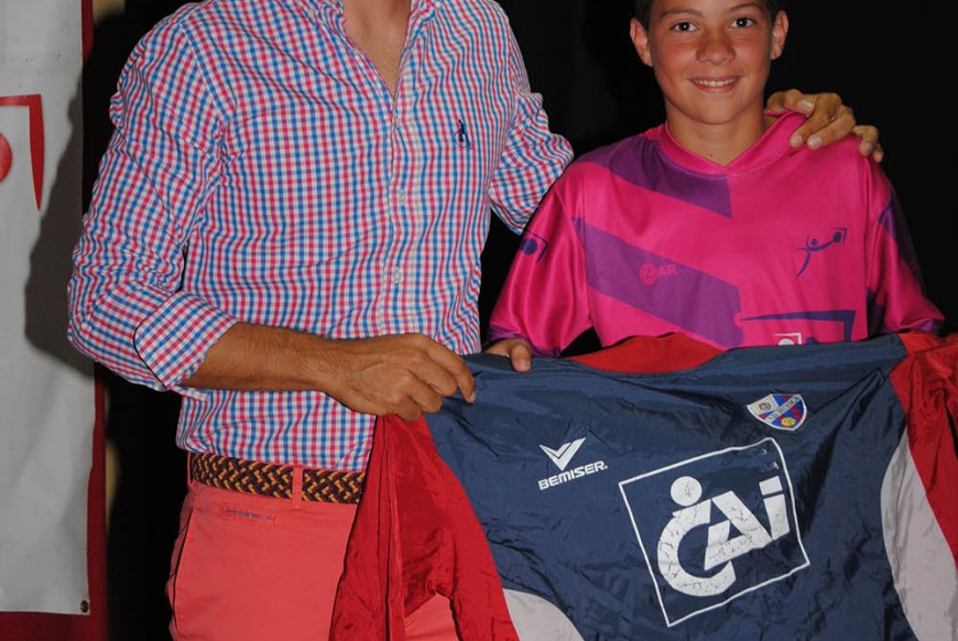 Clausura escuela de porteros Carlos Perelló