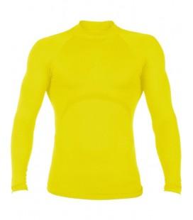 Camiseta Térmica Amarilla